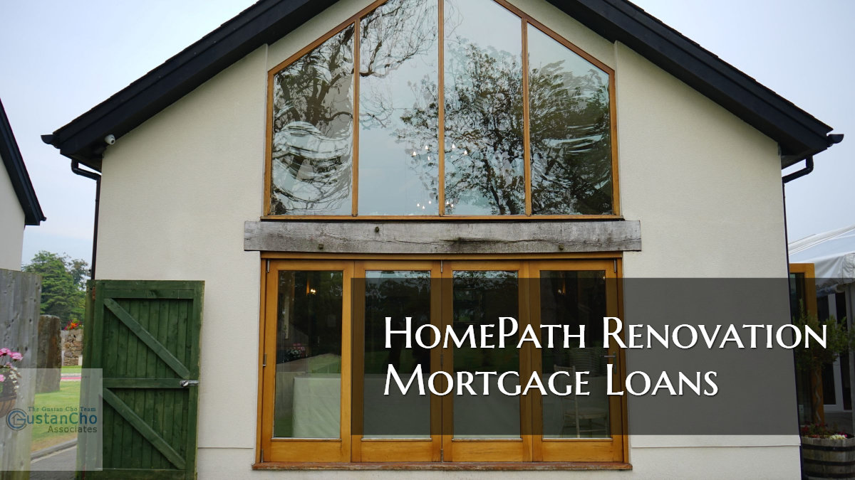 Homepath Renovation Mortgage Loans Discontinued By Fannie Mae