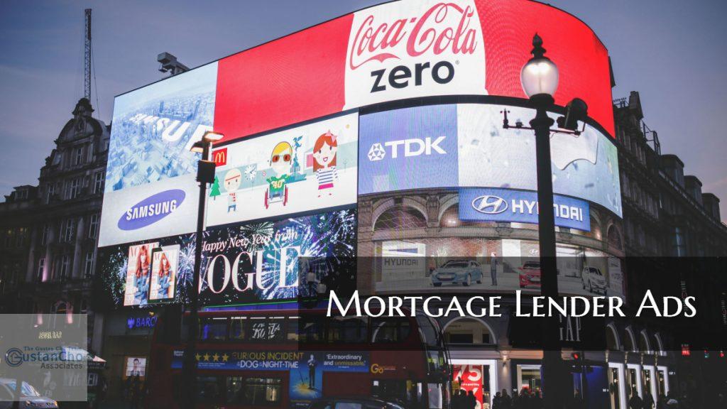 Mortgage Lender Ads