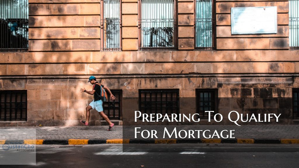 Preparing To Qualify For Mortgage