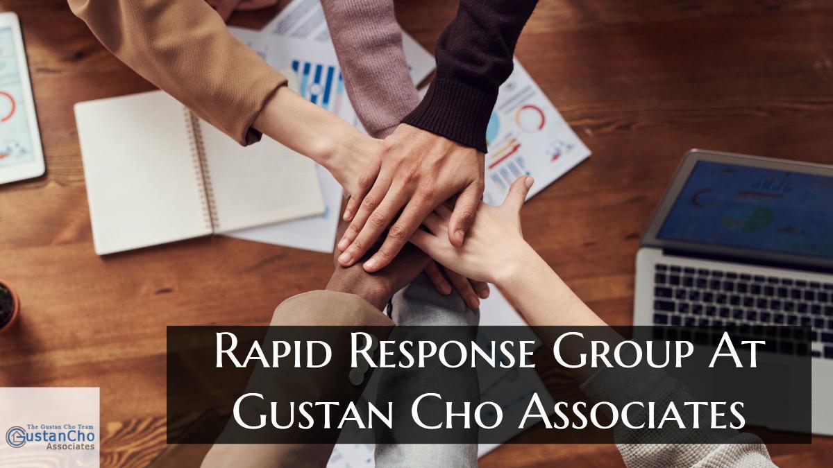 Rapid Response Group At Gustan Cho Associates
