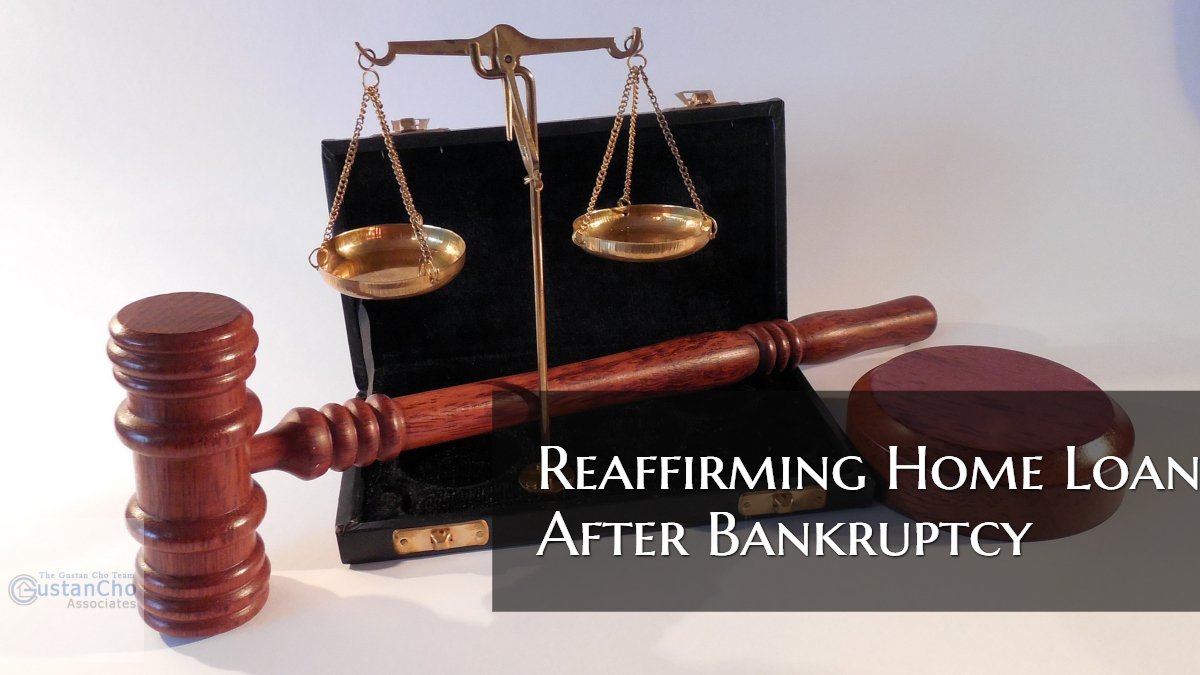 Reaffirming Home Loan After Bankruptcy