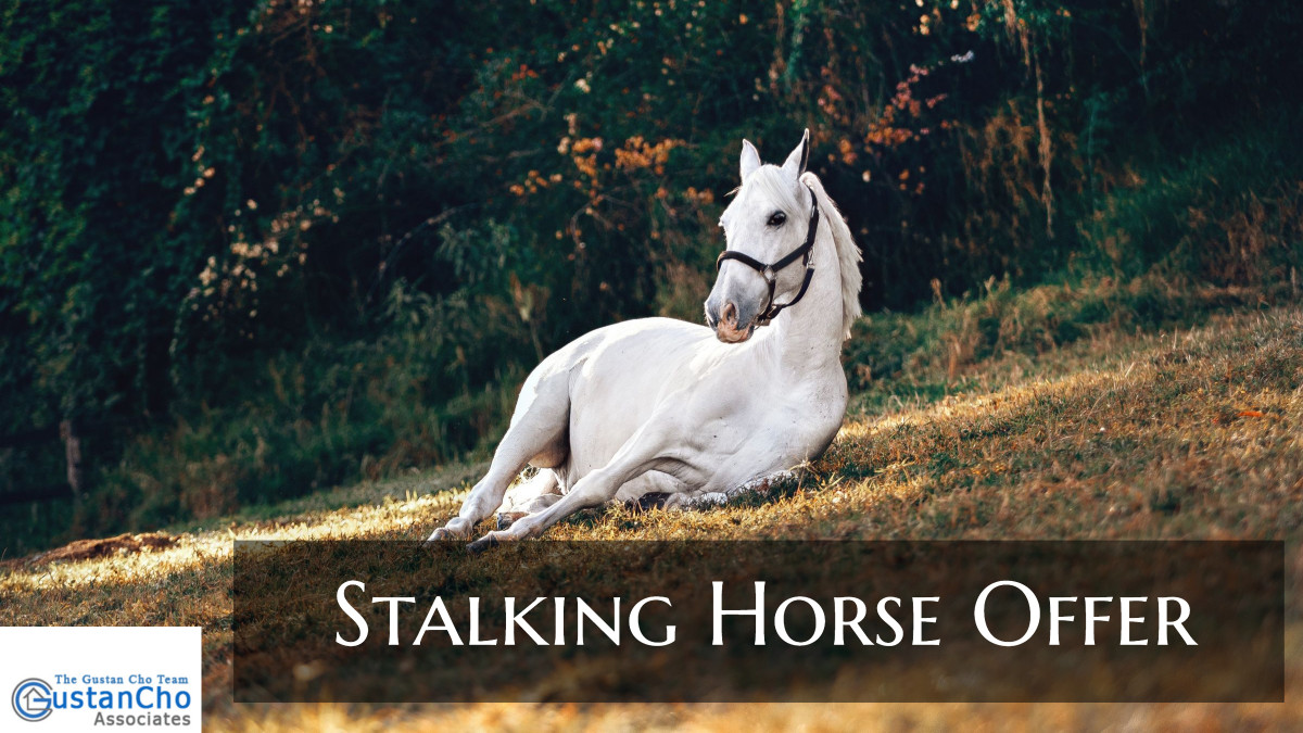 What Is A Stalking Horse Offer And How Does It Work?