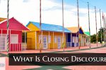 Closing Disclosure Guidelines state that CD needs to be disclosed three days prior to closing