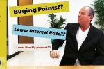 Buying Down Mortgage Rates With Discount Points