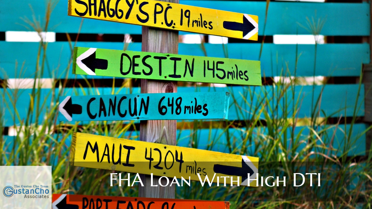 FHA Loan With High DTI And Outstanding Collection Accounts