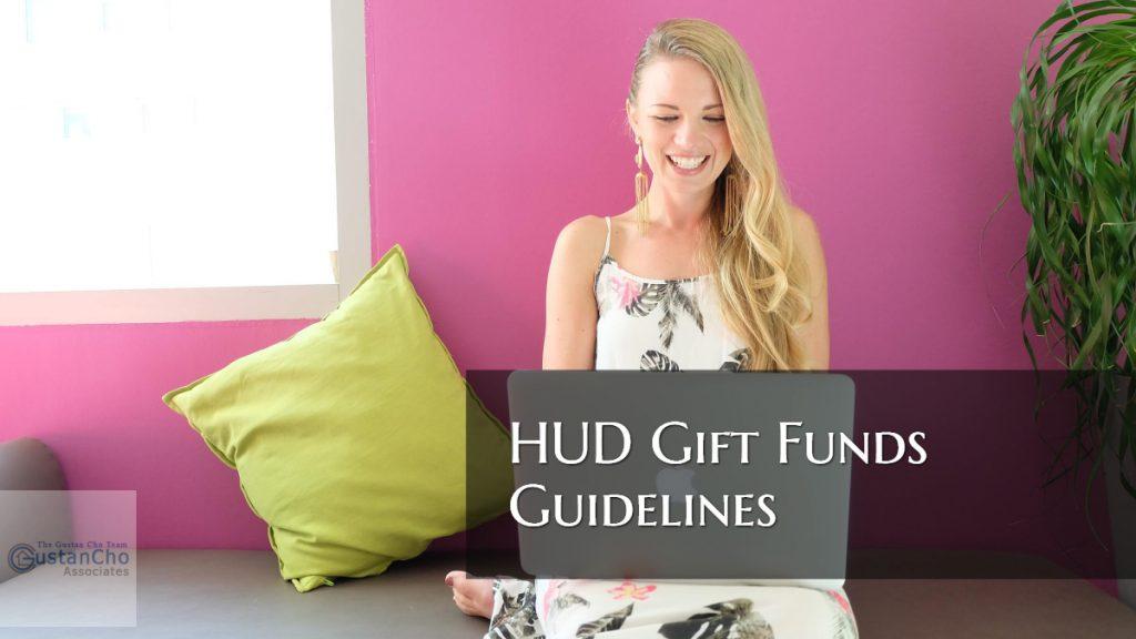HUD Gift Funds