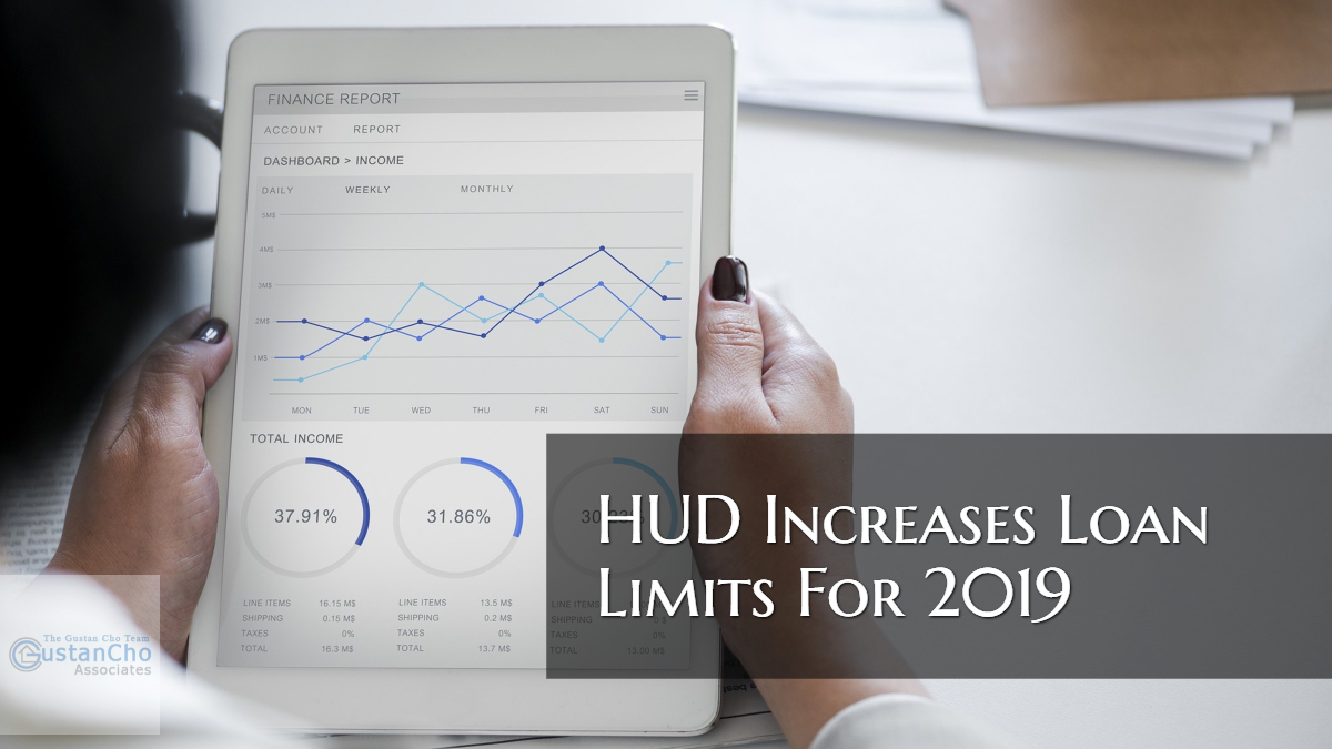 HUD Increases Loan Limits For 2019 On Purchase And Refinance
