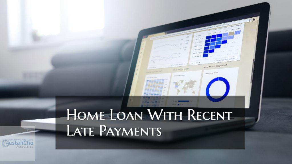 Home Loan With Recent Late Payments