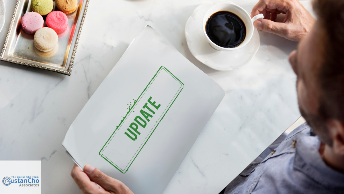 What does the update regarding employment and low credit standing mean?