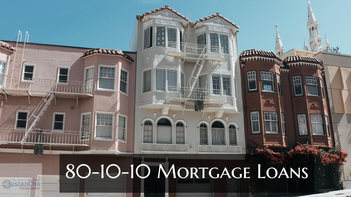 80-10-10 Mortgage Loans