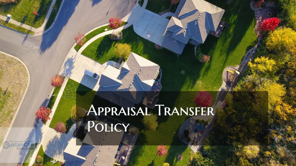 Appraisal Transfer Policy