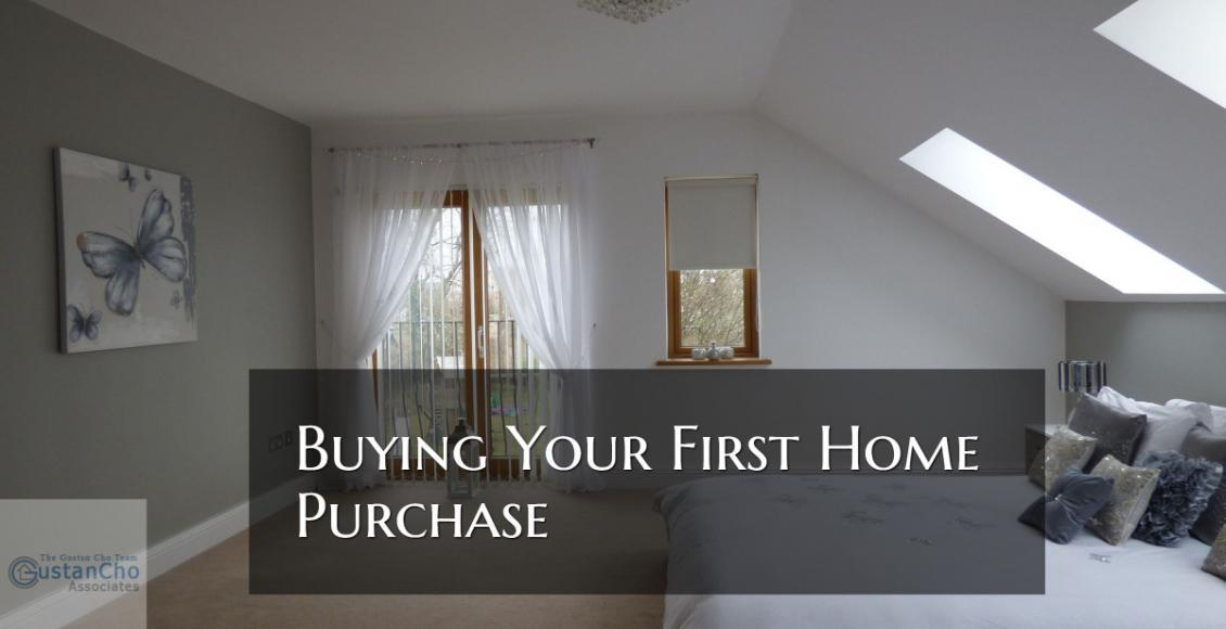 Buying Your First Home Purchase