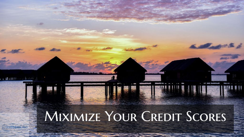 Miximize Your Credit Scores