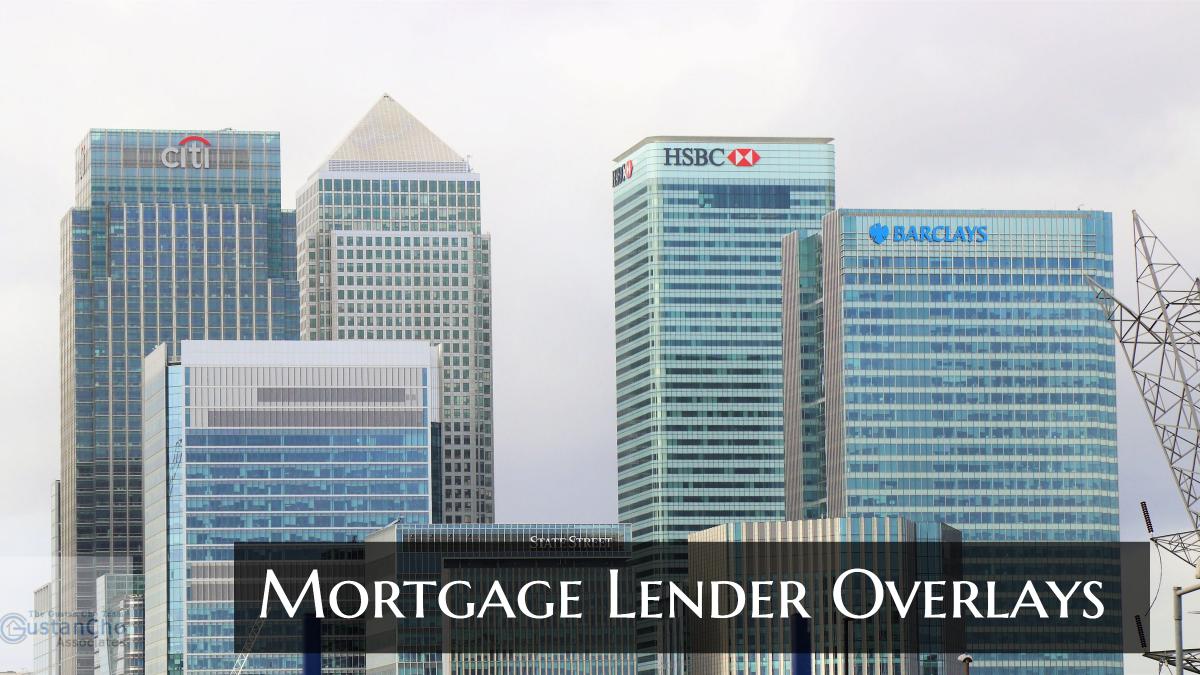FHA Lender Overlays On FHA And VA Loans