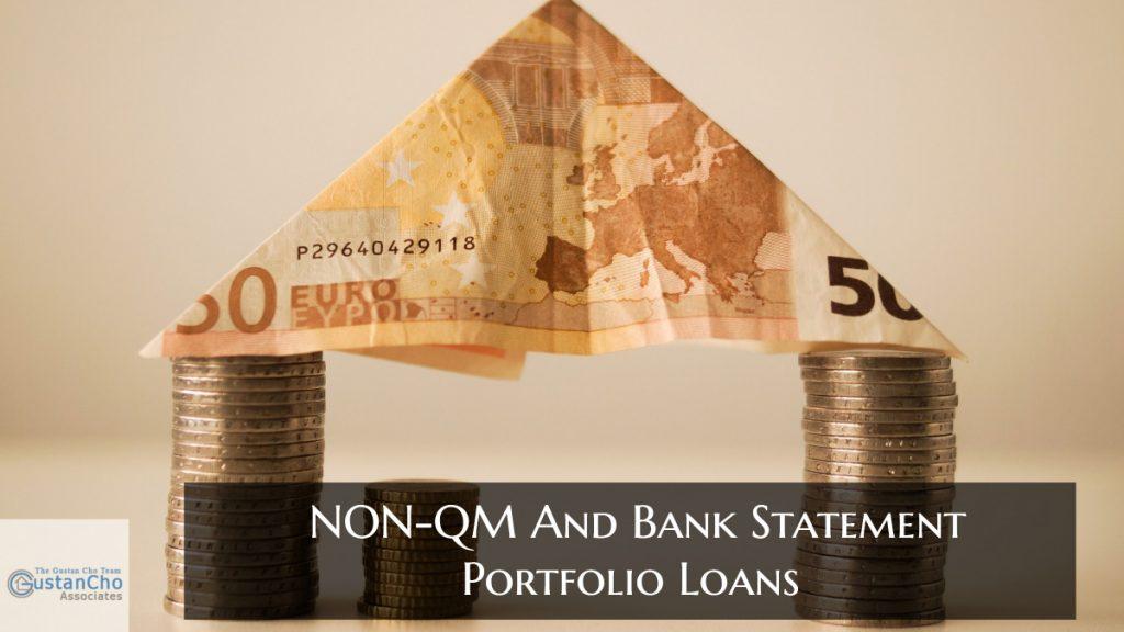 NON-QM And Bank Statement Portfolio Loans