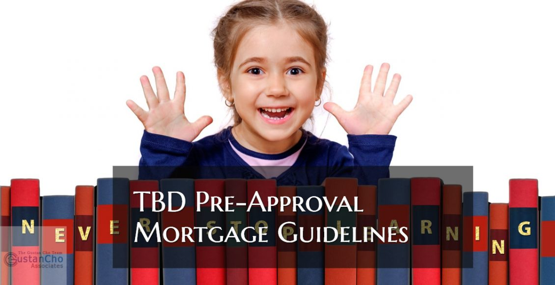 TBD Subject Property Mortgage Underwriting
