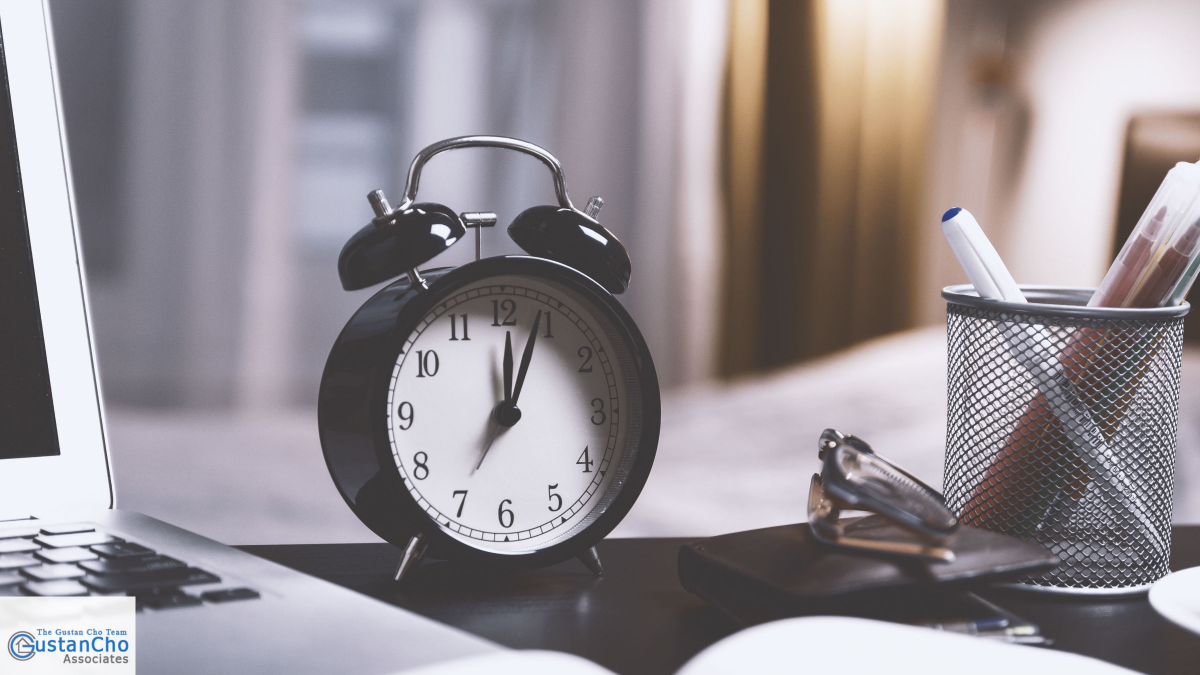 What is the waiting period after excluding time Participation of the property