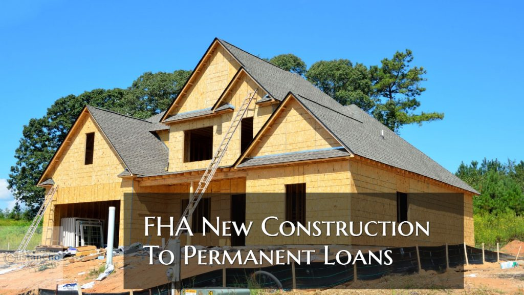 Fha cash out vesting for new construction ib master forex traders