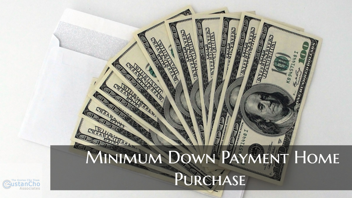 Minimum Down Payment Home Purchase