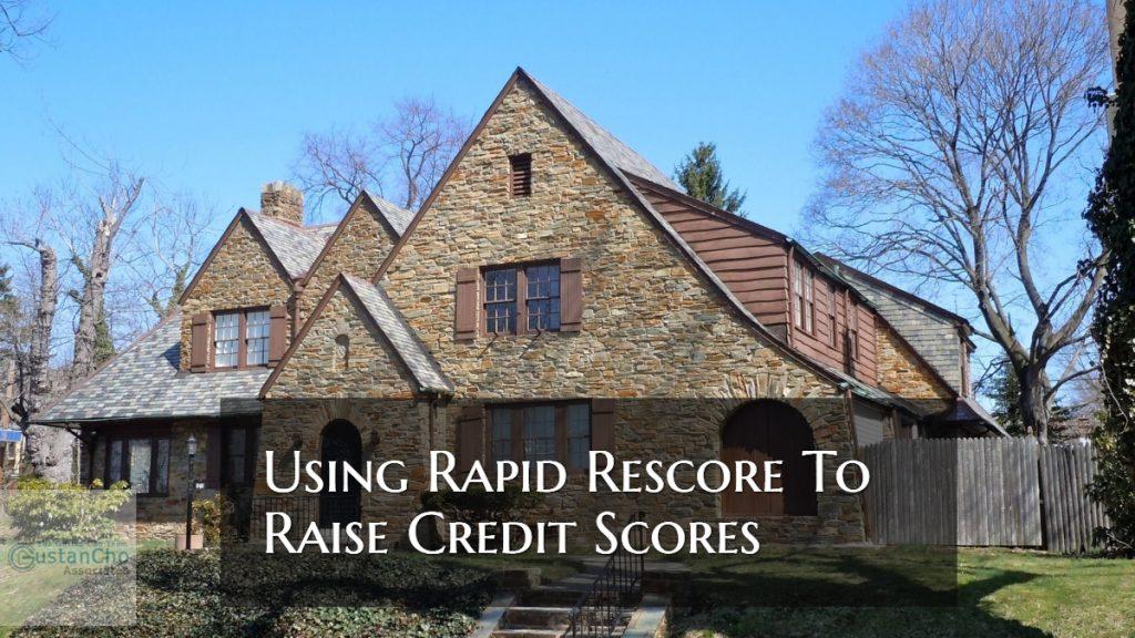 Using Rapid Rescore