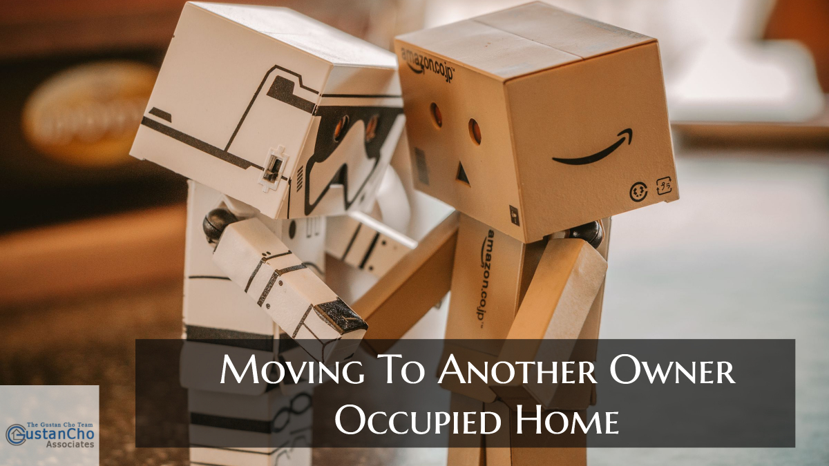 Moving To Another Owner Occupied Home