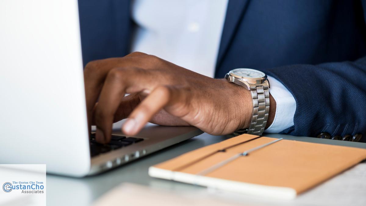 Borrower's Credit History On Credit Report