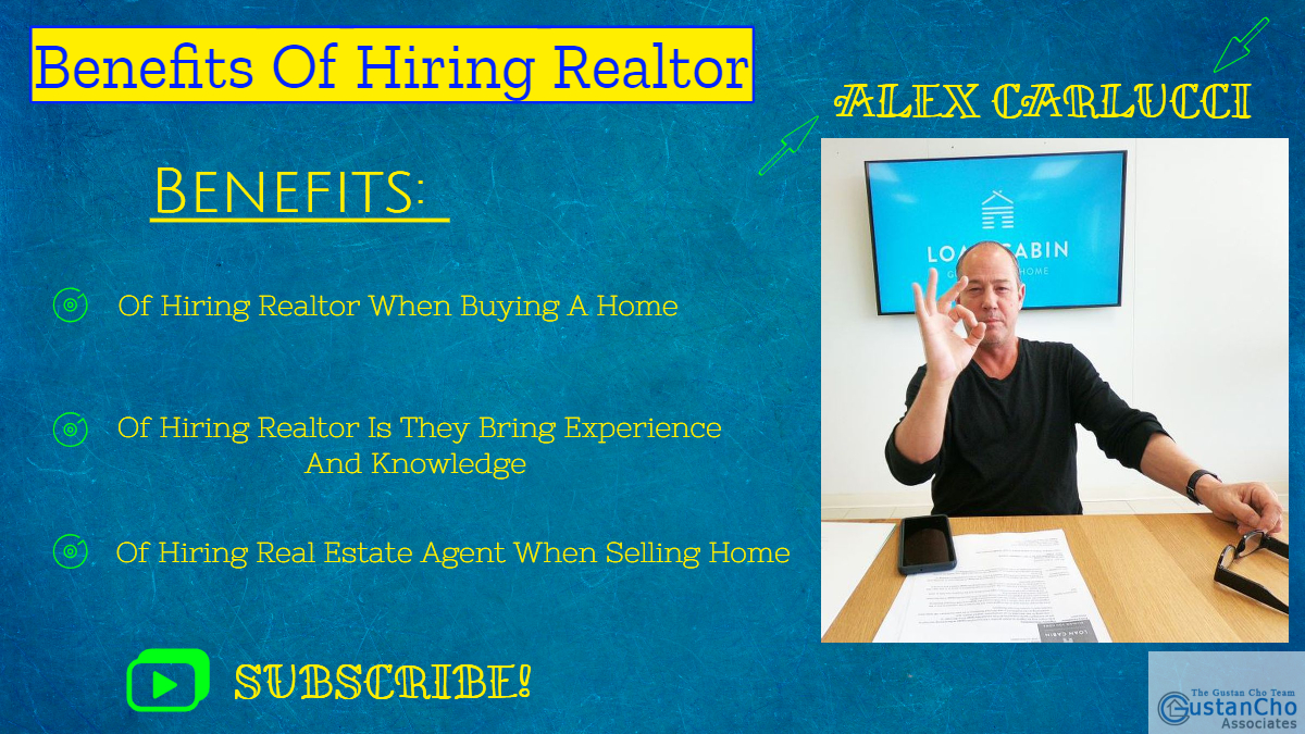 Benefits Of Hiring Realtor For Home Buyers And Sellers