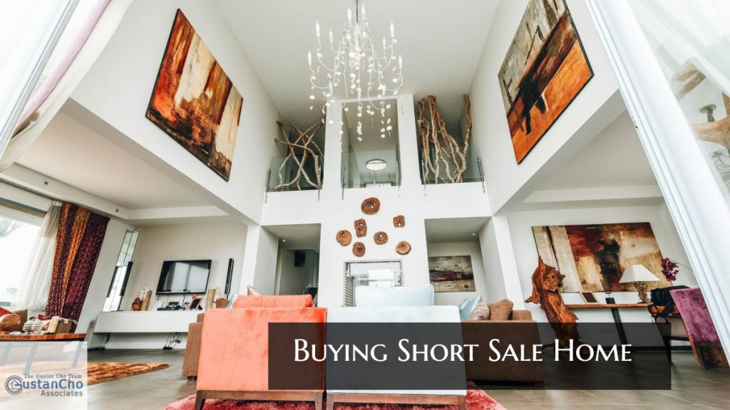 Buying Short Sale Home
