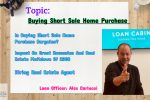 Buying Short Sale Home Purchase Versus Traditional Home
