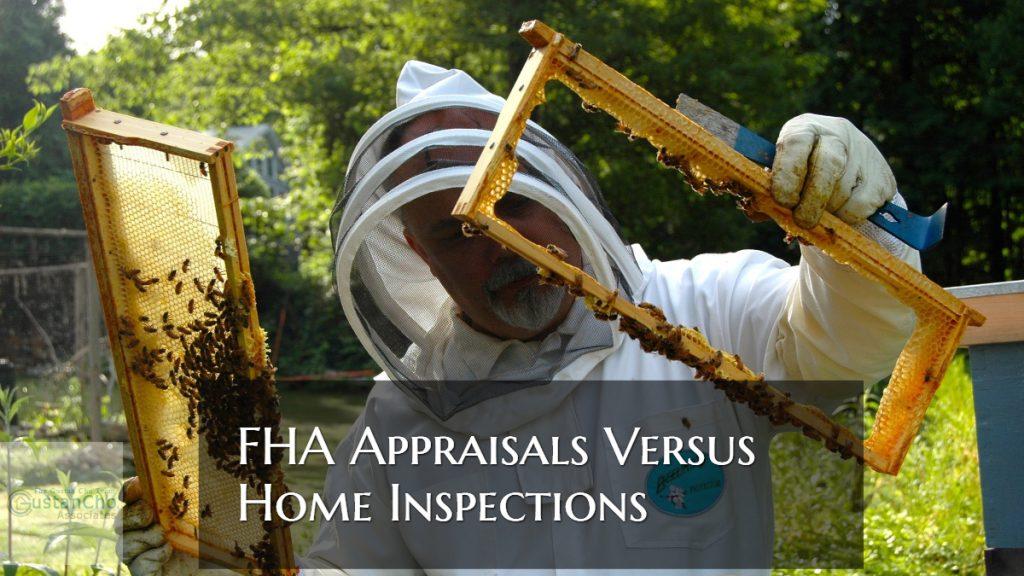 FHA Appraisals Versus Home Inspections