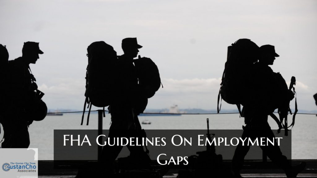 FHA Guidelines On Employment Gaps