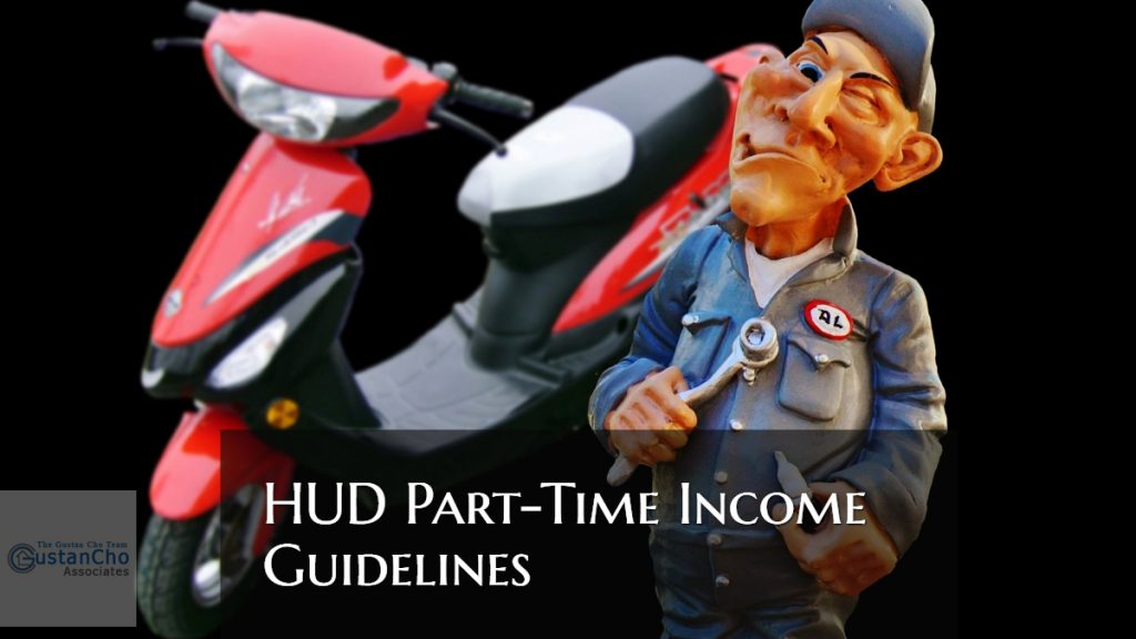 HUD Part-Time Income Guidelines