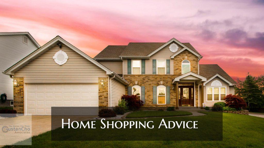 Home Shopping Advice