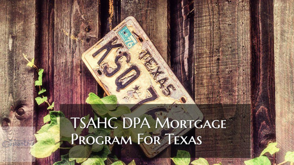 TSAHC DPA Mortgage