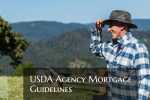 USDA Agency Mortgage Guidelines