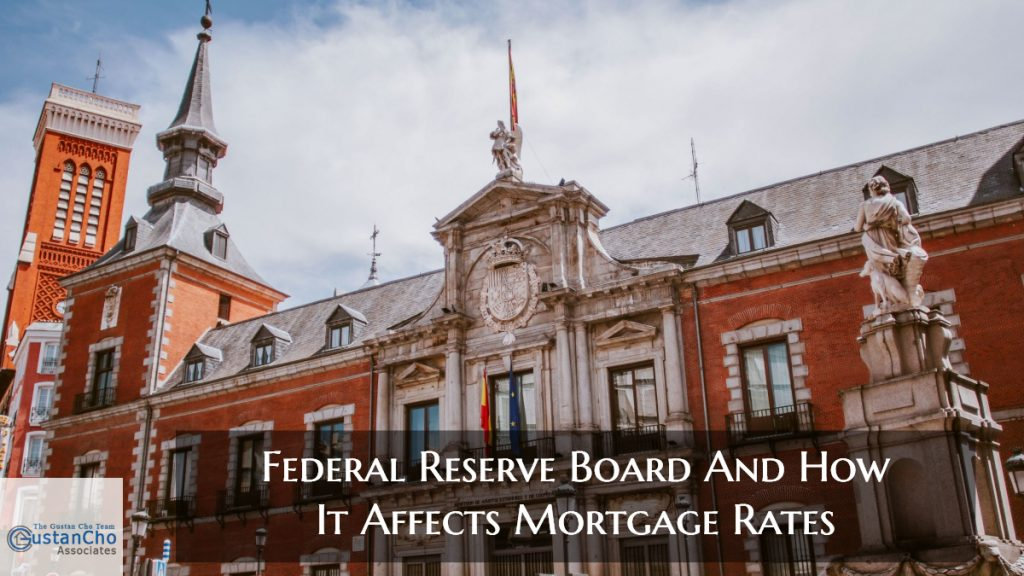 Federal Reserve Board And How It Affects Mortgage Rates
