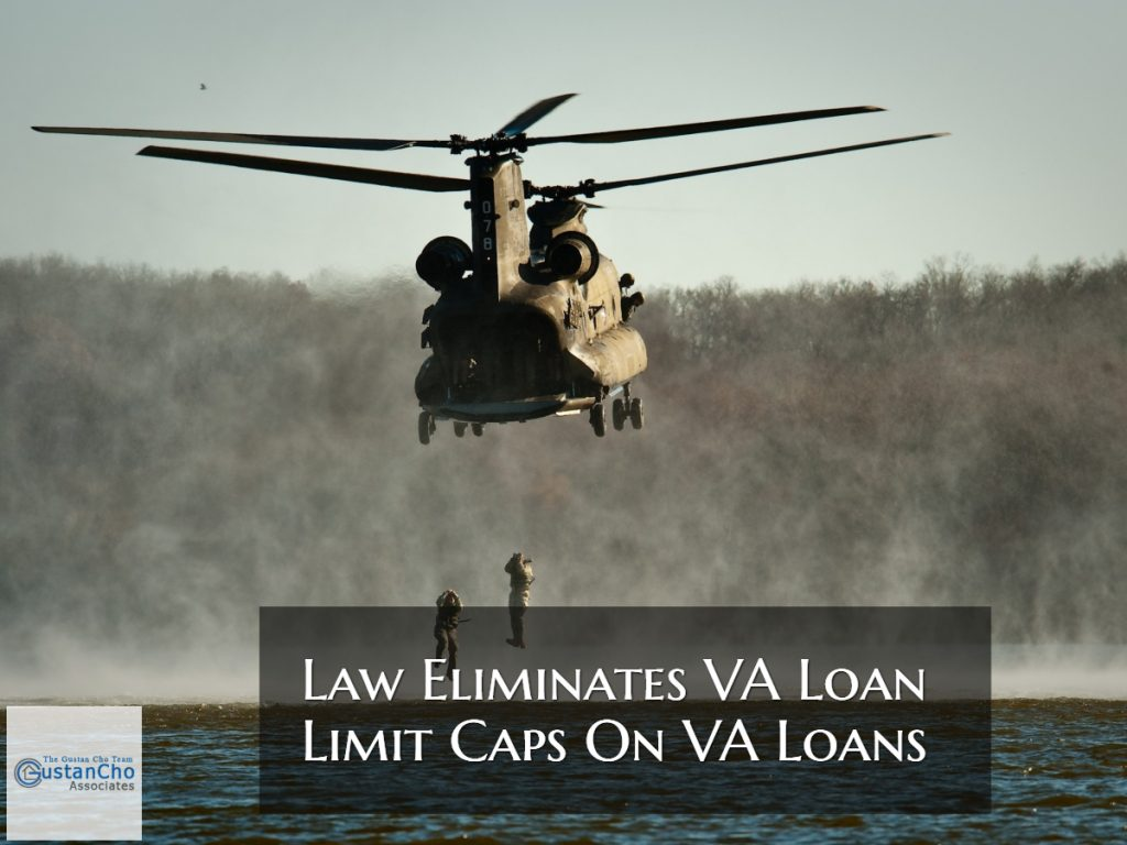 Law Eliminates VA Loan Limit
