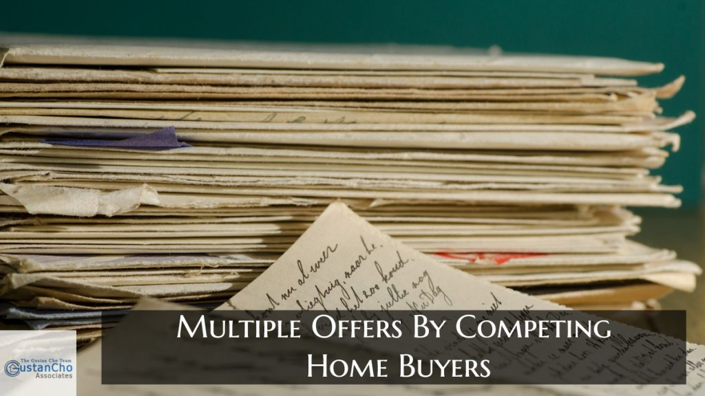 Multiple Offers By Competing Home Buyers On Purchases