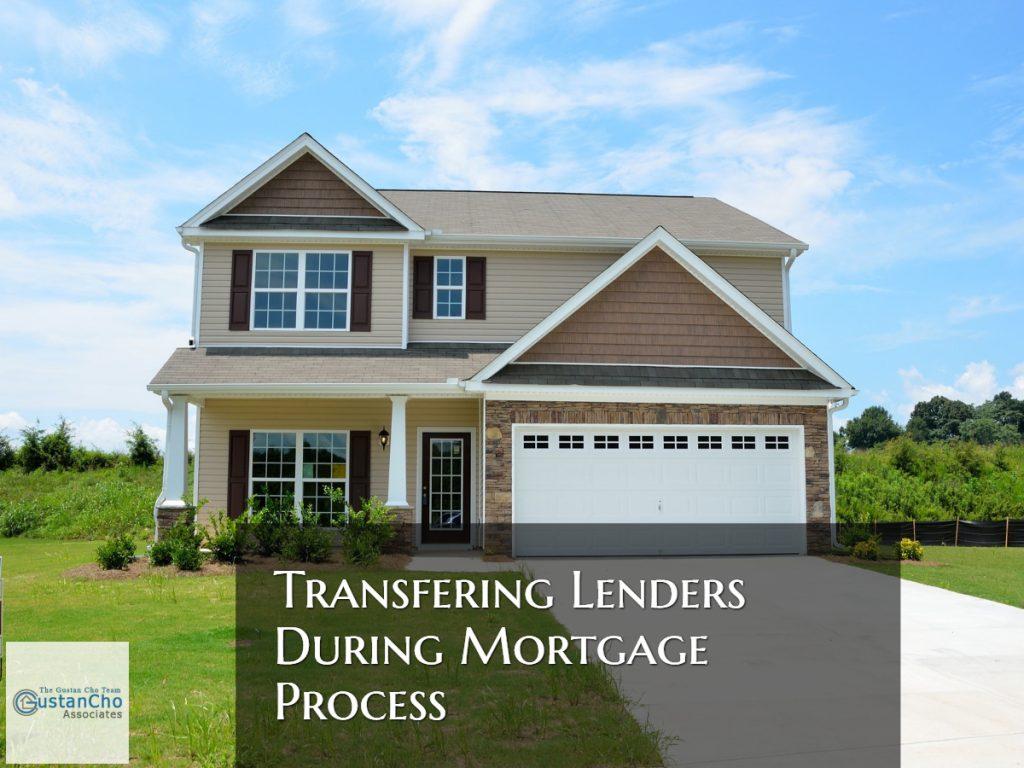 Transferring Lenders