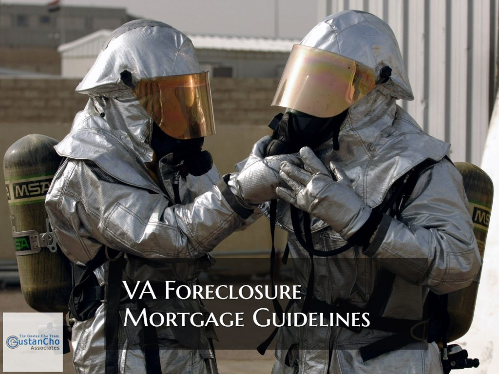 VA Foreclosure Mortgage Guidelines
