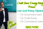 Credit Scores During Mortgage Process