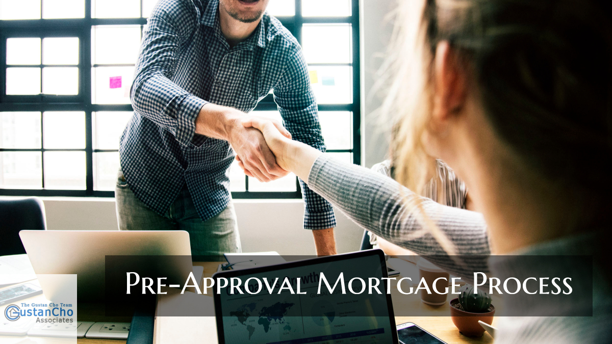 Pre-Approval Mortgage Process In Home Loan Process