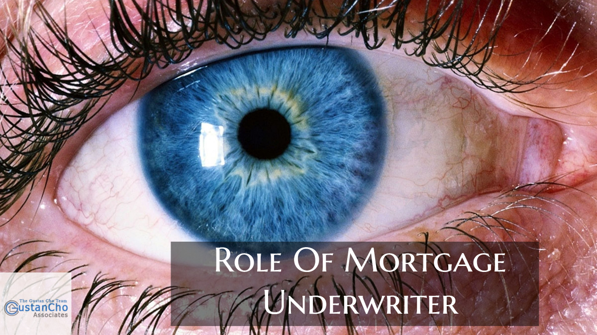 Role Of Mortgage Underwriter