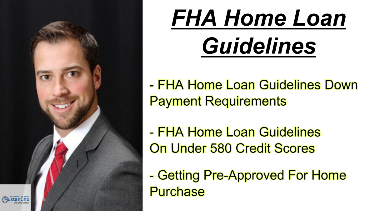 FHA Home Loan Guidelines On Purchase And Refinance
