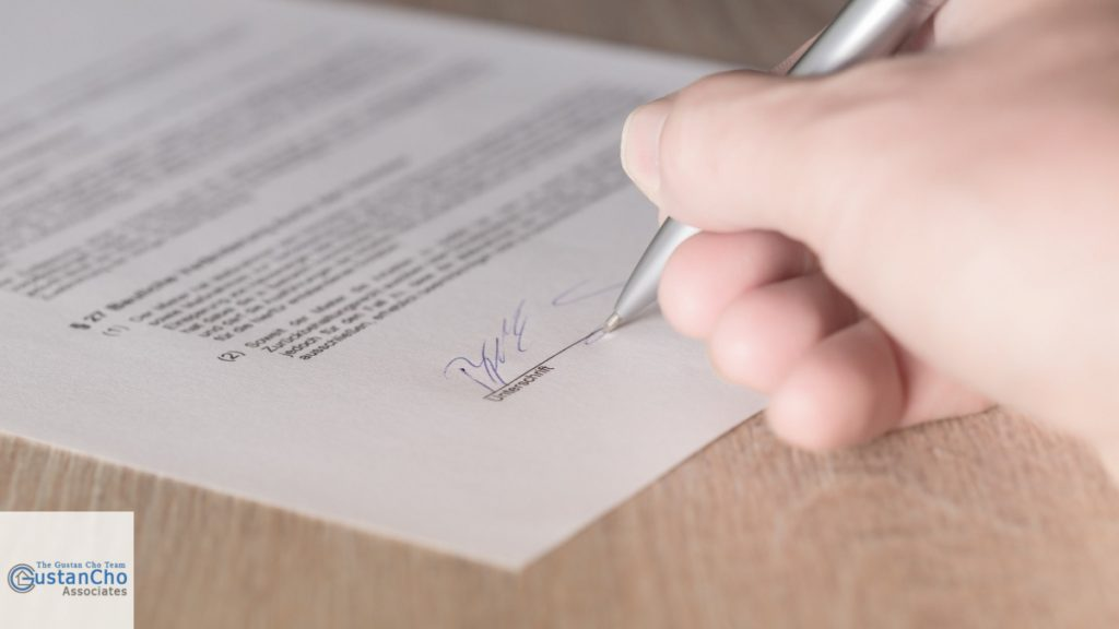 Contingencies On Purchase Contract