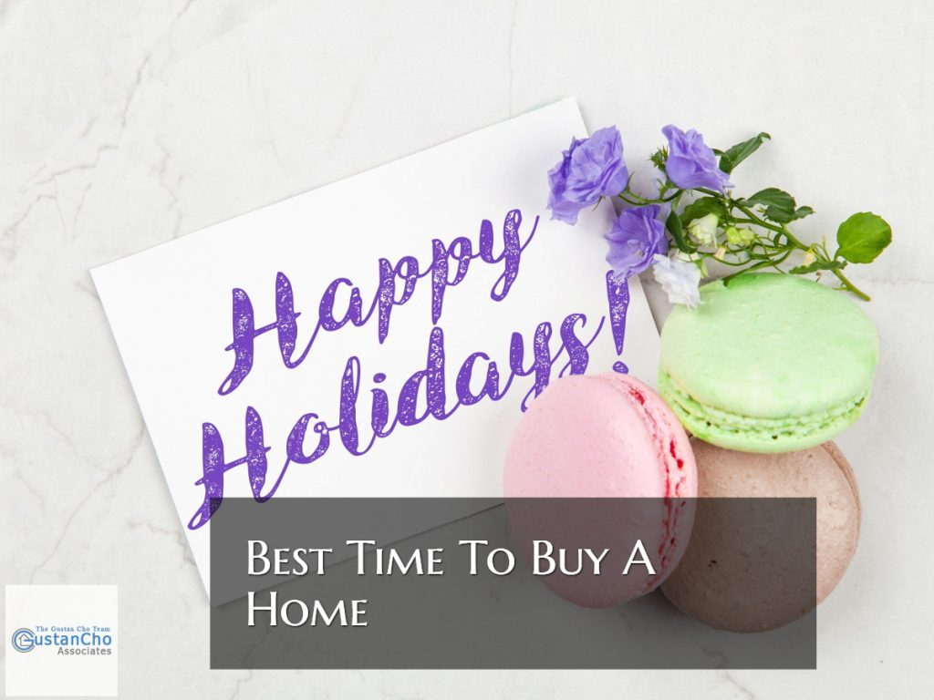 Best Time To Buy A Home