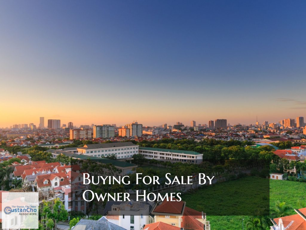 Buying For Sale By Owner Homes