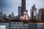 Nine Illinois Communities Among Top Worst