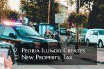 Peoria Illinois Creates New Property Tax