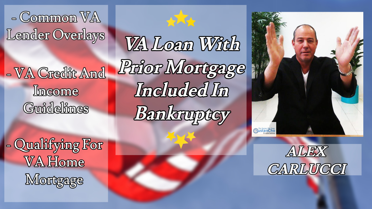 on title but not mortgage bankruptcy